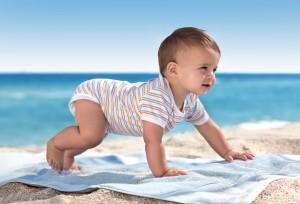 Minden babának megvan a saját fejlődési ritmusa (fotó:F&F)