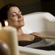 Tökéletes kikapcsolódás..Kényeztesd magad a fürdőben!