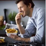 A férfiak szeretnek főzni, csak titkolják