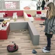 Robotporszívóval álom a takarítás