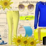 Tavaszi trend: öltözz színesen!
