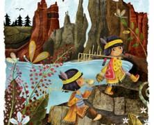 Indiánok a Pagonyban – Kis Könyves Éj