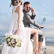 Színes esküvők divatban