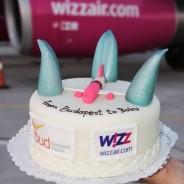 A Wizz Air Bakuba is elrepít