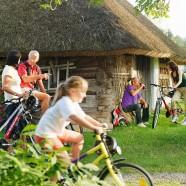 Burgenlandban szeretik a bicikliseket