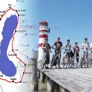 Kerékpáros kalandozás a Fertő tó körül 2013