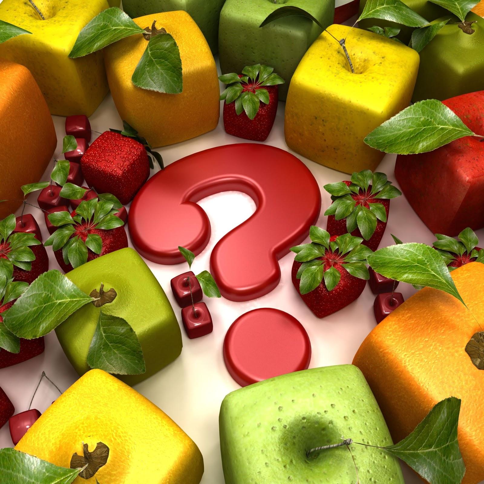 génmanipulált gyümölcs