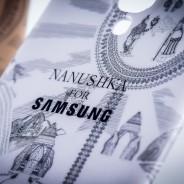 Nanushka és a Samsung találkozása