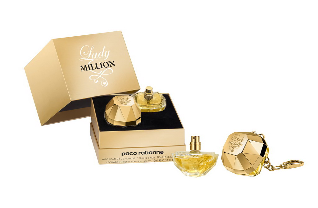 Paco Rabanne - Lady Million EdP 2x10ml_10.700Ft