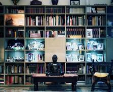 A milánói designer lakása