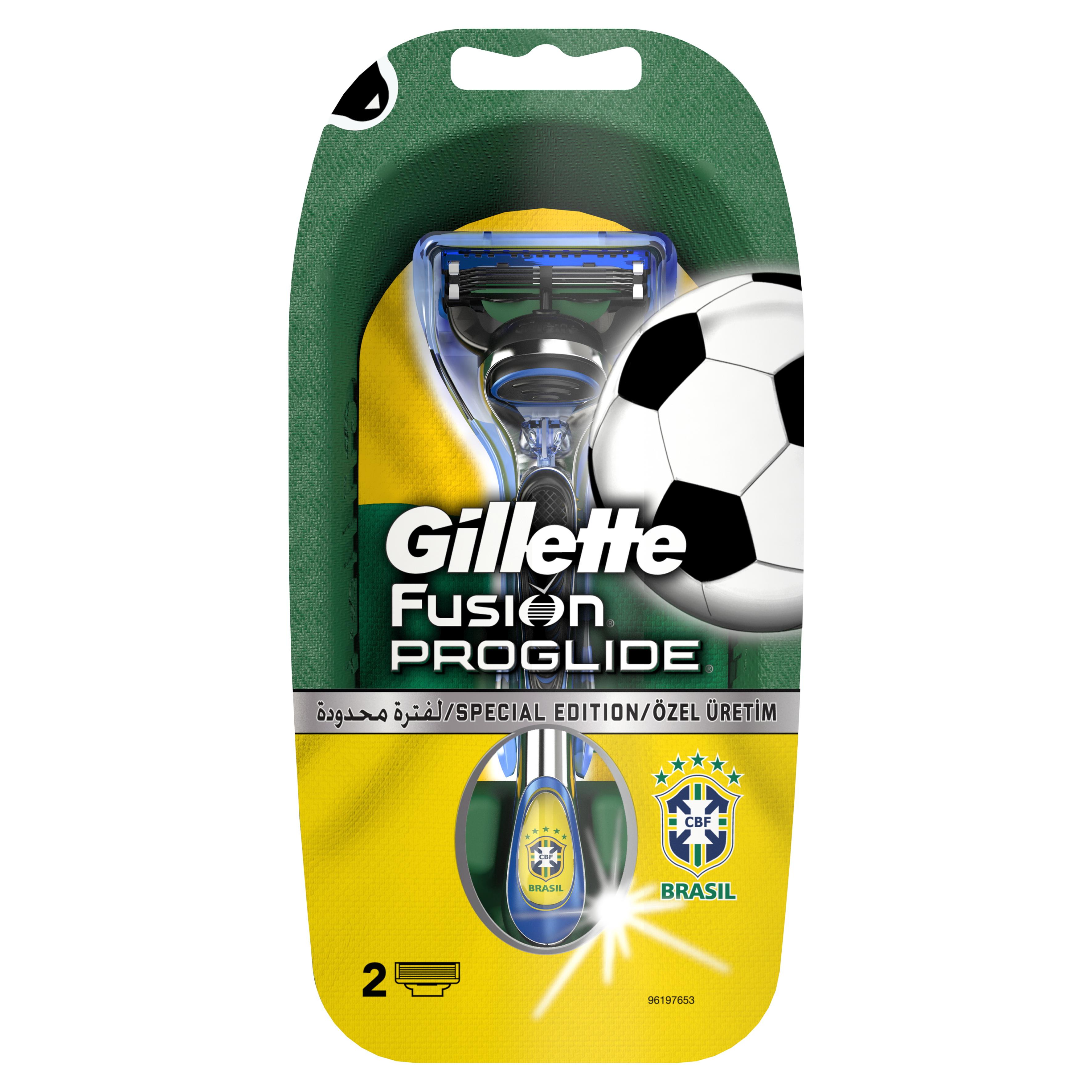 Gillette - Fusion ProGlide - Brazil