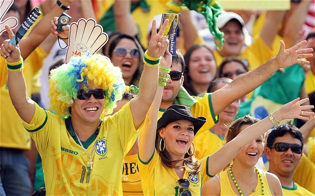 brasil 2014 world