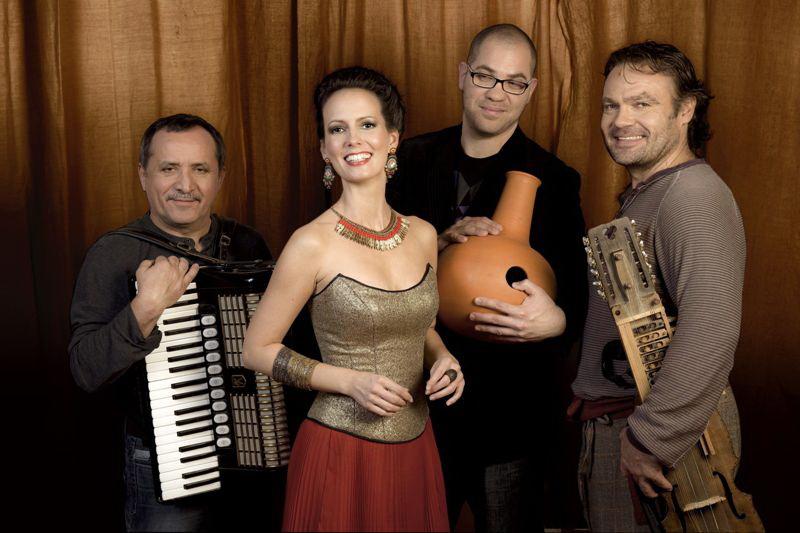 Nikola Parov Quartet (Herczku Ágnes)k