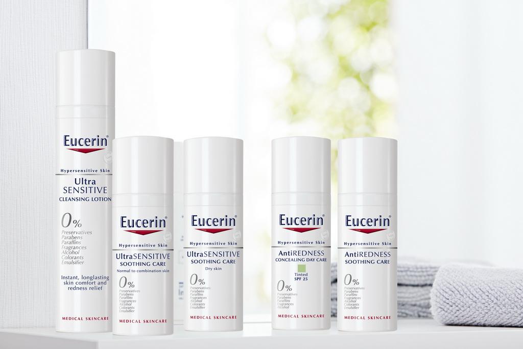 eucerin érzékeny