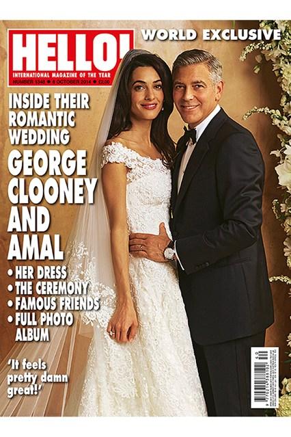 george clooney esküvő mindennapi nő