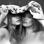 Megérkezett a Burberry új illata Kate Moss közreműködésével