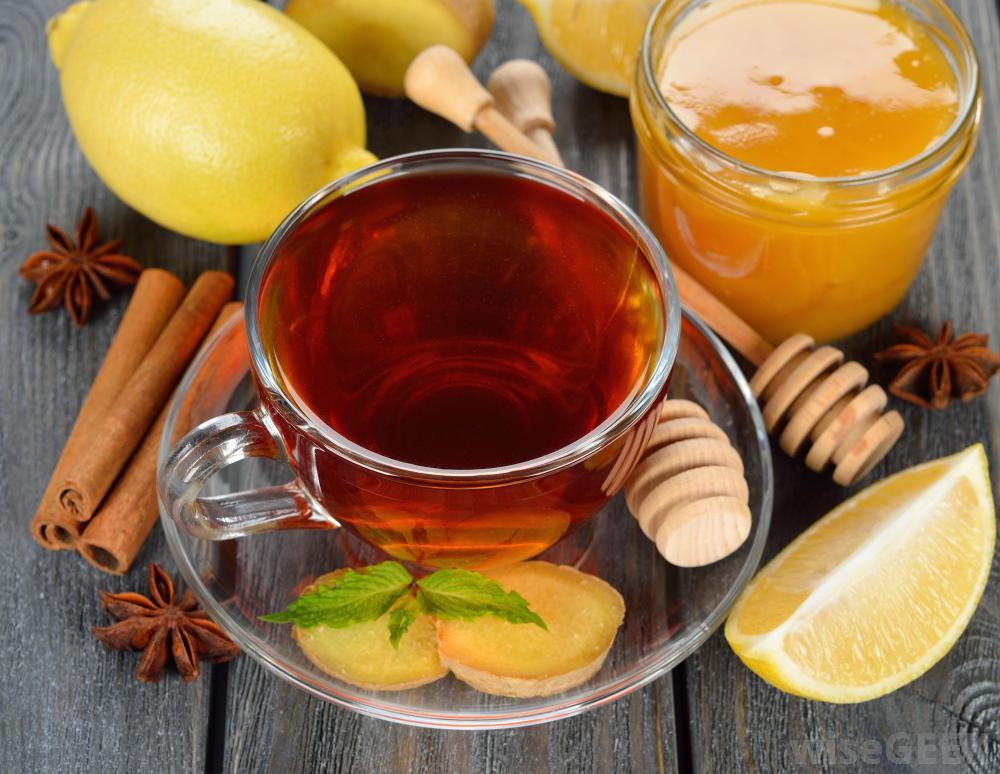 tea méz