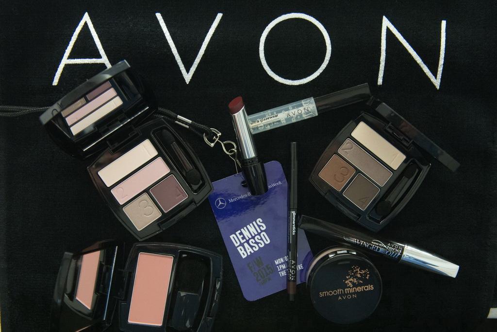 Avon Makeup Backstage 1