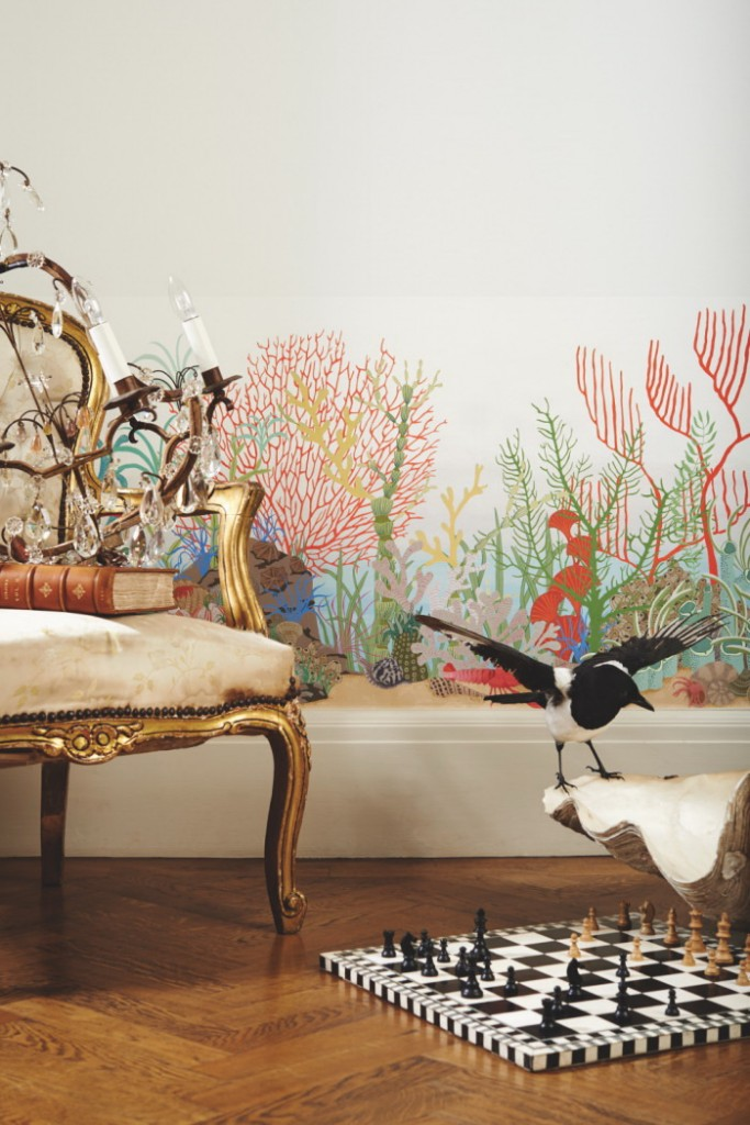 Cole & Son Whimsical_Archipelago
