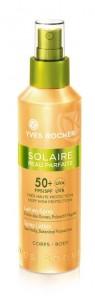 Solaire Peau Parfaite Lait-en-Spray 50+ - Haute Protection Angle internet avec bouchon