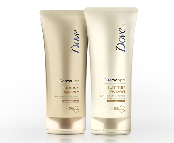 Divine Beauty Summer Revive Range