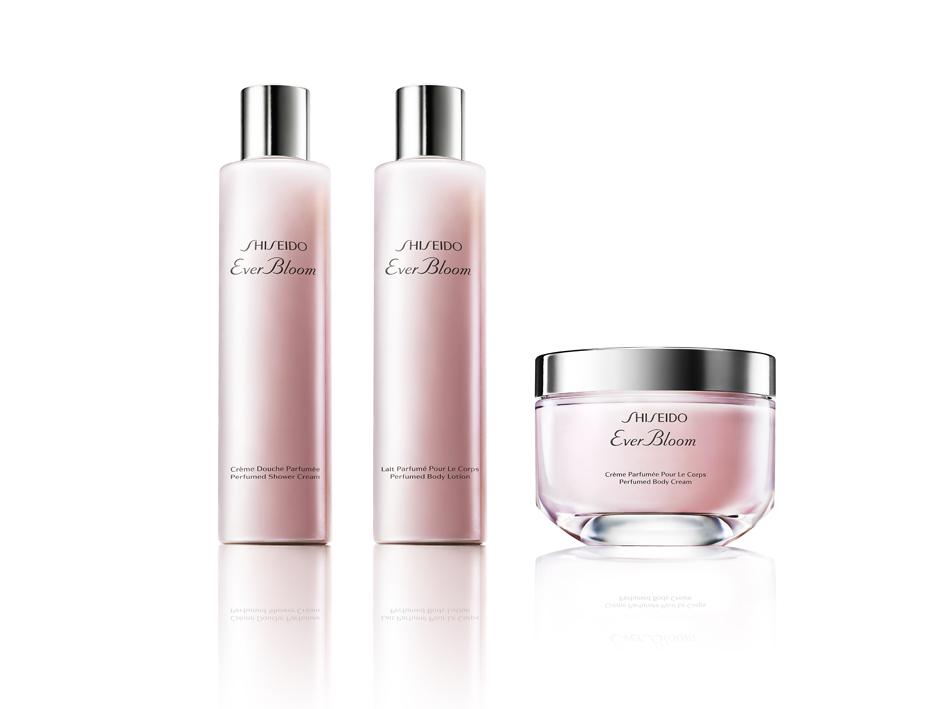 Shiseido_Ever Bloom_Body Care