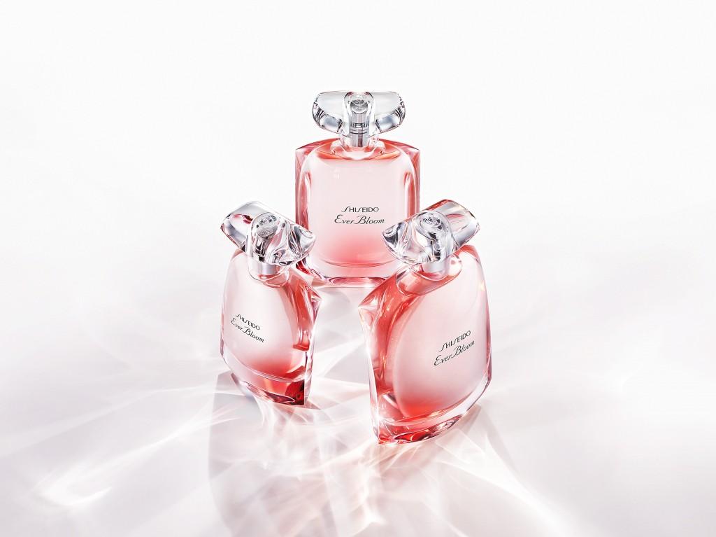 Shiseido_Ever Bloom_Gruppe