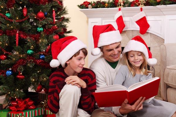 olvasás karácsony