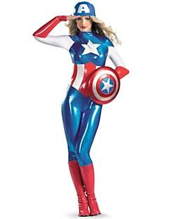 amerika kapitany nő