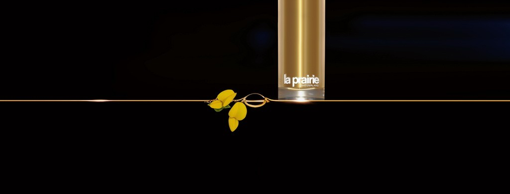 05 la prairie_Cellular Radiance Perfecting Fluide Pure Gold_product shot_mood