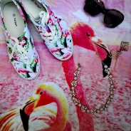 Flamingók és cipők bűvöletében