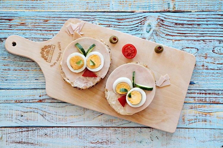 pulykasonkás angry birds szendvics