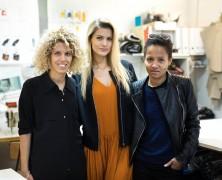 Weisz Fanni a Marie Claire Fashion Days kifutóján