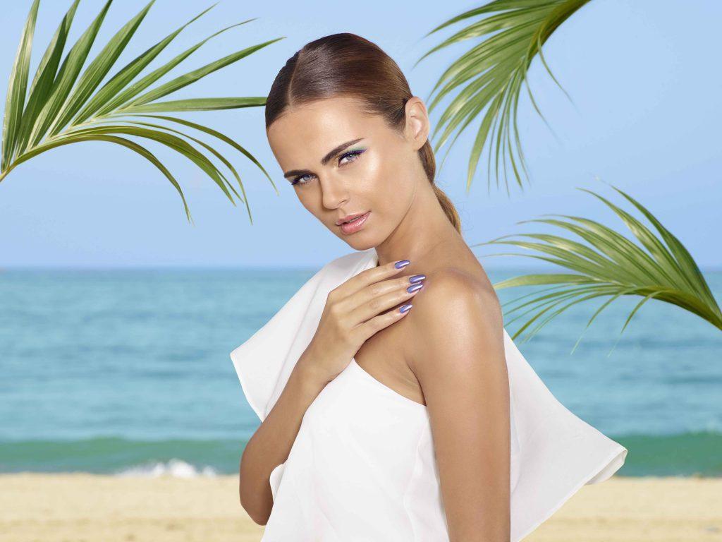 Isadora; Model; Xenia; PalmBeach18; palmtree; beach; ocean