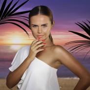 Trópusi make up trend az Isadoratól
